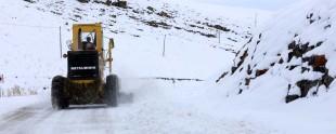 Gürpınar Norduz Karla Mücadele Çalışması