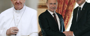 Papa Putin Erdoğan