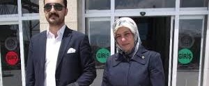 Ak Parti eski İlçe başkanı Handan Fidan konteyner