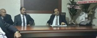 Van yatırım Ak Parti milletvekili Fatih Çiftçi