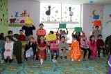 Çocuklar Anadil Gününü Şarkılarla Kutladı