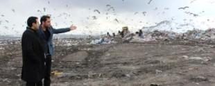 Van Çöplüğü Patlamak Üzere