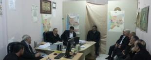 Abdulhekim Karabıyık mahalle ziyaret