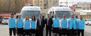 Van Büyükşehir Belediyesi'nden Evde Sağlık Hizmeti