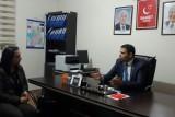 Saadet Partisi Van Milletvekili Adayı Özay İlhan