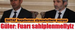 DATAF KAPILARINI AÇIYOR Van
