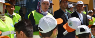 Erciş Belediyesi Temizlik Kampanyası Başlattı