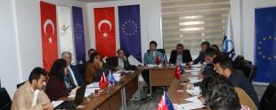 Vaski AB Destekli Su Projesi Toplantısı