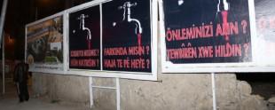 Vaski'den 'Afiş' Açıklaması