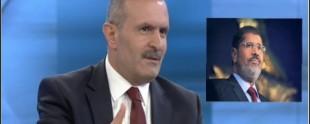 Burhan Kayatürk'ten Mursi'nin İdam Kararına Tepki