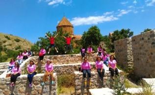 Gevaş'ta 2015 Gençlik Kampları Başladı