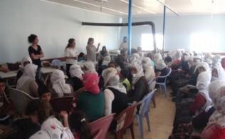 Özalp'ta Kadın Sağlığı Ve Hijyen Eğitimi Toplantısı Yapıldı