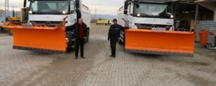 Edremit Belediyesi Araç Filosunu Genişletti
