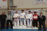 Vanlı Karateciler Dereceyle Döndüler