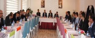 Van'da 'Mesleki Eğitim' Toplantısı