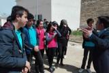 Öğrencilerden Atıksu Arıtma Tesisine Teknik Gezi